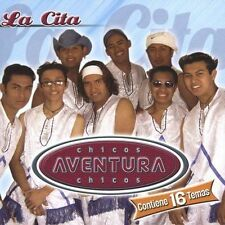 Chicos Aventura-La Cita CD NEW