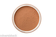Mineralshack mineral make up powder Earthy Dark foundation 6g full cover