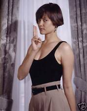 """Carey Lowell """"Law and Order"""" 5x7 TV Memorabilia FREE US SHIPPING"""