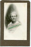 Antique Photo - Cute Older Lady Wearing Glasses-Mrs Law