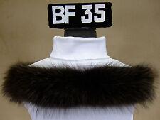 Kapuzenstreifen 58cm Pelzrand Fellstreifen Fell Kapuze Neu Fuchs BF 35