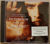 * BO DE FILM CD Interview With The Vampire - GERMANY