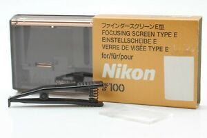 [Mint in Box] Nikon Focusing Screen Type And for F100 From JAPAN #0151