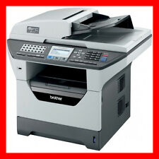 Brother MFC-8680DN Printer -- REFURBISHED ! -- w/ NEW Toner & NEW Drum !!!