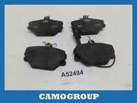 Pills Front Brake Pads Pad ATE For FIAT Tempra Tipo