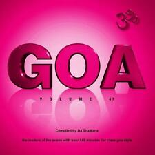 GOA 47 = Darma/Sirion/Champa/Psysex/Egorythmia...=2CD= PSY TRANCE PROGRESSIVE !!