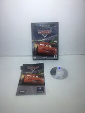 Cars (Nintendo GameCube, 2006) Disney Pixar Tested Complete