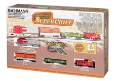 Bachmann Trains N Scale Super Chief Train Set 24021 BAC24021