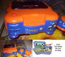 Vtech V.Smile Lernkonsole mit Joystick VTECH schnell V Tech Konsole und Spiele
