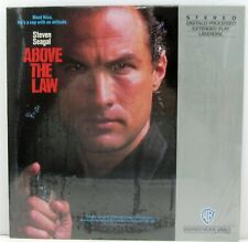 Above The Law Laserdisc Orig. Factory Sealed/ New