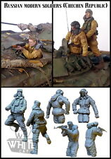 Evolution Miniatures 1:35 Russian Modern Soldiers (Chechen Republic) 35038*