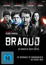 3 DVD-Box ° Braquo ° Staffel 1 ° NEU & OVP
