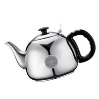 Coffee Tea Kettle Fast Quick Boil Heating Jug Stainless Steel Stovetop
