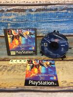 Very Rare - Raystorm - PS1 Playstation 1 Game - Black Label - Completed - PAL