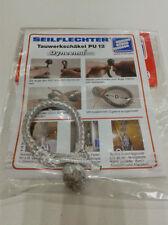 Softschäkel Soft grilletes Dyneema pu 12 blanco 1400 dan 4mm Ø tauwerksschäkel