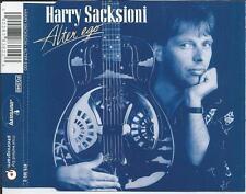 HARRY SACKSIONI - Alter ego CD SINGLE 2TR (MERCURY) 1990 HOLLAND VERY RARE!!