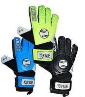 Zoop Pro Defender Roll & Flat Finger Saver Goalkeeper Goalie Gloves