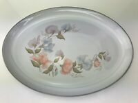 "DENBY ENCORE Oval Platter / Dinner Plate Excellent Condition 12.75"" 32.25cm Wide"