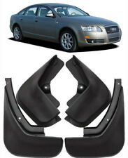 New OE Splash Guards Mud Flaps 4F0075111/101 Fit For 2006-2010 Audi A6 C6 Sedan