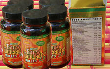 Youngevity BTT 2.0 Tablets, Five-Pack, by Dr. Wallach, 160,000 ORAC Value!