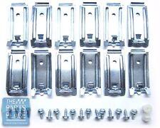 1966 Pontiac GTO Rocker Panel Molding Clip Kit