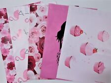 50 10x13 Designer Pink Pack Mailers Poly Shipping Envelopes Boutique Bags