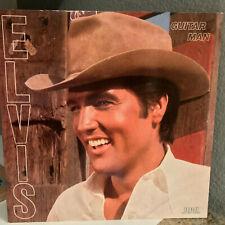 """ELVIS PRESLEY - Guitar Man - 12"""" Vinyl Record LP - EX <Promo>"""