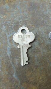 Antique Key  Cut For Excelsior 53230    Excelsior  53230 Key