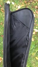 EX-DEMO,WATERPROOF SHOTGUN SLIP, GUN SLIP, FULL ZIP GUN CASE,