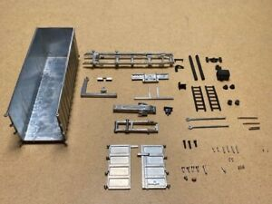 Tekno | 81357 Hookarm with waste container 1:50 Scale, Tekno Parts NEW!