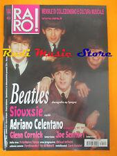rivista RARO 144/2003 Beatles Siouxsie Adriano Celentano Joe Sentieri (*) No cd