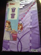 Disney Junior Princess Sofia The First T-shirt Age 2-3 Years