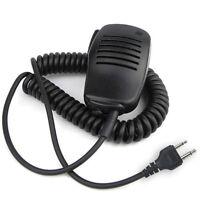 Handheld/Hand Shoulder Mic with Speaker For Icom Radio IC-2SA IC-2SAT IC-2SE New