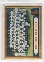 1957 Topps #171 Red Sox Team  Boston Red Sox