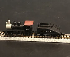 Bachman N Scale 0-4-0 Steam Locomotive With Slope back Tender