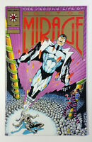 Second Life of Doctor Mirage #1 Gold Logo (1993) Valiant Comics