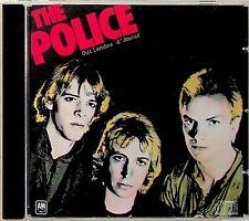 THE POLICE -Outlandos D'Amour CD -JAPAN No Barcode RARE (CDA 68502) Roxanne