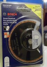 Bosch Carbide Grout Removal Blade for Multi-Tool OSC312RF