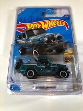 Hot Wheels 2020 '67 Jeepster Commando Super Treasure Hunt - Nice Card~🇺🇸Seller