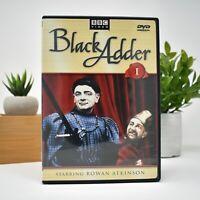 Black Adder I DVD - BBC - Region 1