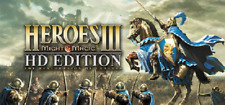 Heroes of Might & Magic III (3) - HD Edition PC *STEAM CD-KEY* 🔑🕹🎮