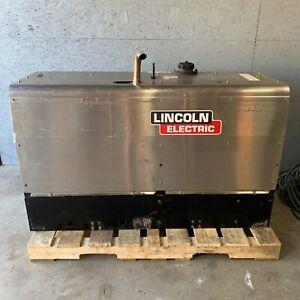2017 Lincoln Vantage 300 Kubota Diesel Welder Generator Welding-- 3468 Hrs