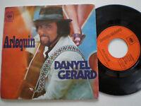 DANIEL GERARD Arlequin SPAIN 45 1972