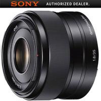 Sony SEL35F18 - 35mm f/1.8 Prime Fixed E-Mount Lens