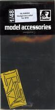Hauler Models 1/48 HEDGEROW CUTTER FOR M10 TANK DESTROYER Photo Etch Detail Set