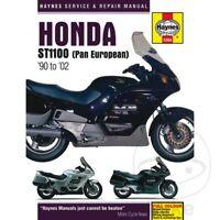 Honda ST 1100 Pan European 1995 Haynes Service Repair Manual 3384