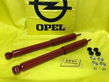 NEU Satz Gasdruck - Stoßdämpfer Hinterachse Opel Olympia Rekord P1 / P2 hinten