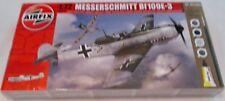 AIRFIX Messerschmitt Bf109E-3 Kit Glue Paints Brush 1:72 Model A68205M New