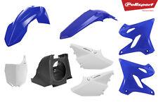 Polisport Restyling Plastic Kit for YAMAHA YZ 125 / 250 2002 - 2017 Blue 90716