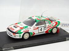 Trofeu 1/43 - Toyota Celica 4X4 1993 1000 Lakes Rally Kankkunen